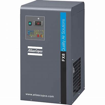 Air Dryer Atlas Copco Dryers Refrigerated Fx