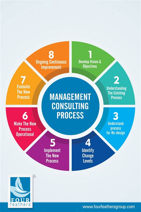 management consulting process  organisations  solve