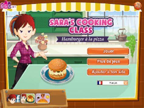 jeux de cuisine gratuit sur jeux info jeu de hamburger gratuit en ligne