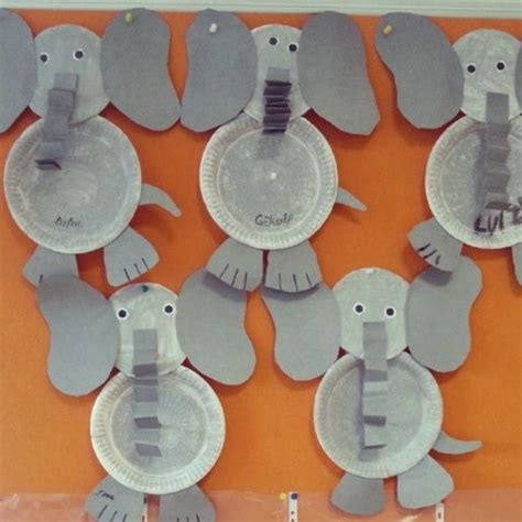 best 25 preschool elephant crafts ideas on 386 | d01559b7b6037d98d52d0d6011f86527