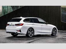 2020 BMW 3 Series Estate render brings sexy back