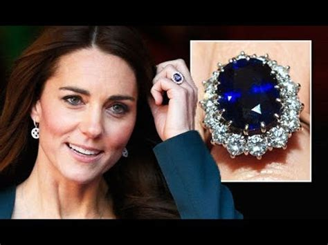 6812 princess kate wedding ring you won t believe what kate middleton and princess diana s 6812