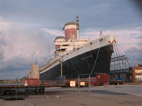 USA Historic Cruise Ship U201cSS United Statesu201d Gets $600000 Lifeline | Maritime Cyprus