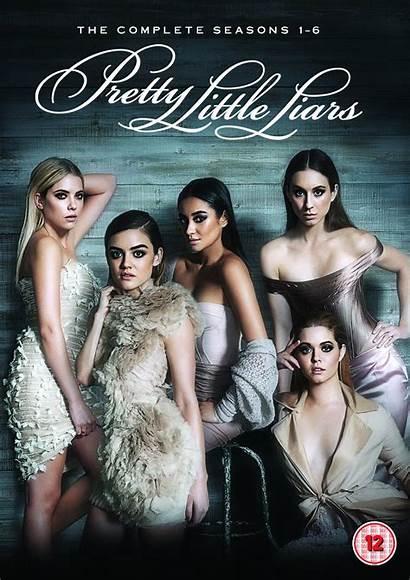 Pretty Liars Season Dvd Pll Seizoen Serie