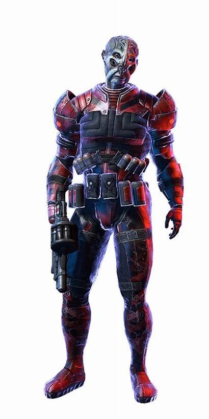 Batarian Brawler Effect Mass Vanguard Deviantart Characters