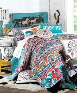 Teen Cowgirl Bedding - Western Bedding for Tweens