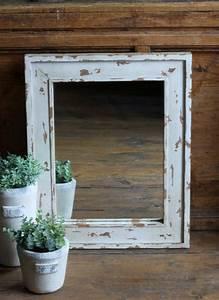Spiegel 60 X 40 : spiegel shabby chic vintage antik wandspiegel wei 50x40 ~ Bigdaddyawards.com Haus und Dekorationen