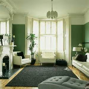 Green Livingroom Green Living Room Decorating Ideas Interior Fans