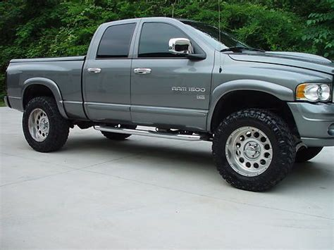 2005 Dodge Ram 1500 Rims by Find Used 2005 Dodge Ram 1500 Lifted 20 Inch Wheels 37x12