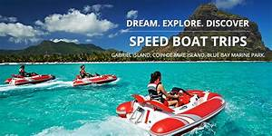 Speed Boat Trips In Mauritius And Island Boat Trips