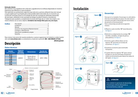 descargar manual lavarropas drean excellent blue zofti descargas gratis