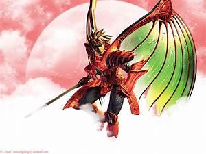 Legend of Dragoon Wallpaper: Sunset Fight - Minitokyo