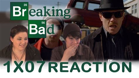 Breaking Bad 1x07 A No-rough-stuff-type Deal Reaction