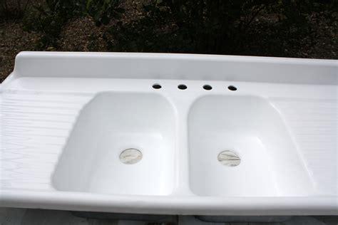 vintage kitchen sink with drainboard farmhouse kitchen sink with drainboard randy gregory