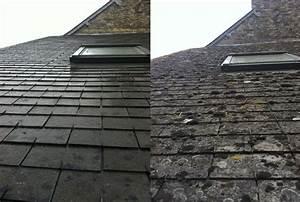 Demoussage Toiture Ardoise : renovation demoussage hydrofuge pour toiture ardoise ou ~ Premium-room.com Idées de Décoration
