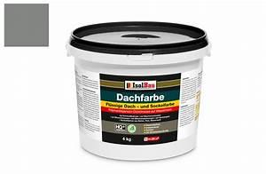 Dachlack Für Dachpappe : dach und sockelfarbe dachbeschichtung dachlack 4 kg steingrau polymermembran ebay ~ Orissabook.com Haus und Dekorationen