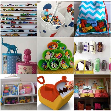 plus de 10 id 233 es pour ranger les jouets des enfants cabane 224 id 233 es