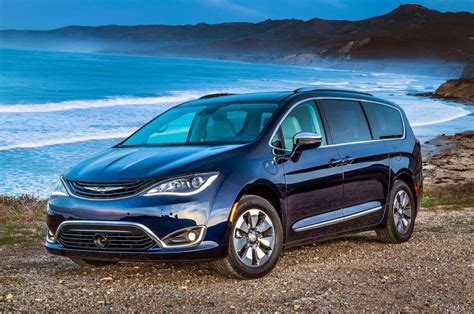 2019 Chrysler Pacifica What We Can Expect Release Date