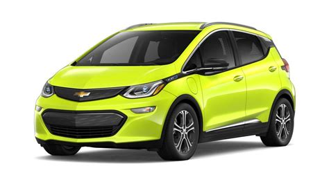 2019 Chevrolet Bolt Ev Configurator Live  Gm Authority