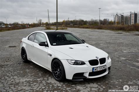 Bmw M3 E92 Coupé  3 November 2016 Autogespot
