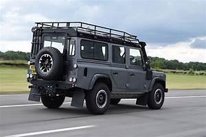 Land Rover Defender 110 Specs  U0026 Photos