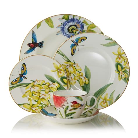 Keramikspüle Villeroy Boch by Amazonia Anmut 5 Place Setting Tea Cups Ii