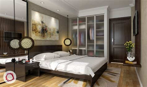 Compact Bedroom Designs India by 5 Wardrobe Designs For Small Indian Bedrooms
