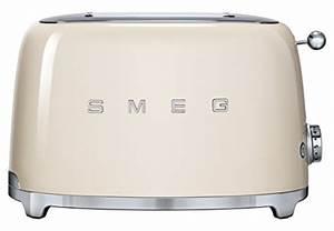 Smeg Online Shop : smeg tsf01creu toaster 2 scheiben creme 0 kuechenwebshop ihr g nstiger online shop f r ~ Heinz-duthel.com Haus und Dekorationen