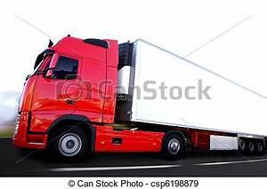 Comment Transporter Un Frigo : banque de photographies de camion transport frigo pleine vitesse csp6198879 recherchez des ~ Medecine-chirurgie-esthetiques.com Avis de Voitures