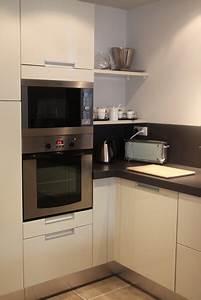 meuble cuisine colonne pour four encastrable 5 four With meuble pour micro onde encastrable