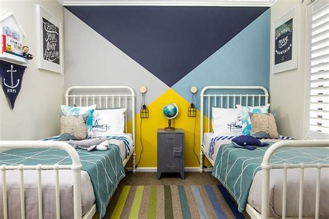 trendy and timeless 20 rooms in yellow and blue