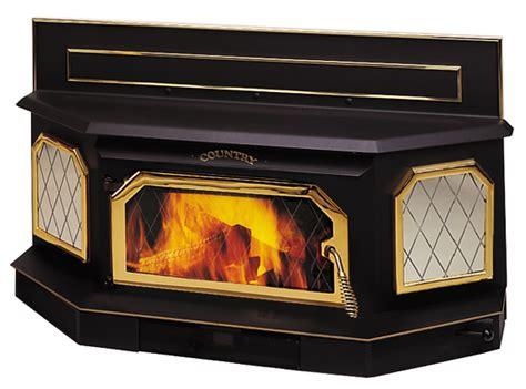 Fireside Stove   Country Elite E260 Wood Stove Insert