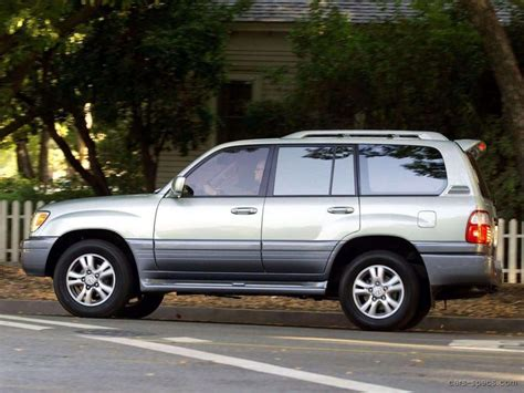 1999 Lexus Lx 470 Suv Specifications, Pictures, Prices