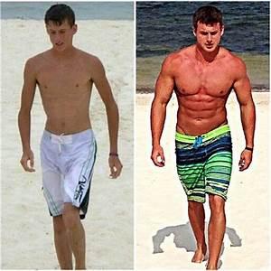 109 Best Men U0026 39 S Skinny To Muscular Transformation Images On Pinterest