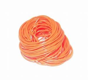 Fil De Scoubidou : fil de scoubidou orange ~ Zukunftsfamilie.com Idées de Décoration