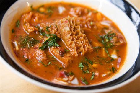 menudo recipe the nasty bits menudo rojo or red chile tripe soup recipe serious eats