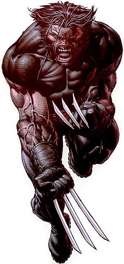 Wolverine  Marvel Comics  Xmen  Character Profile, Bub