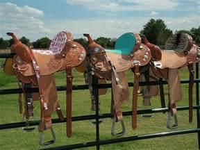 Horse Barrel Racing Saddles