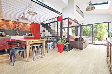 maison avec patio pantin maison loft avec terrasse et patio agence ea