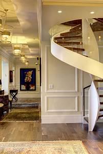 Garde Corps Contemporain : rampes d 39 escalier de style contemporain garde corps contemporain b ttig design ~ Melissatoandfro.com Idées de Décoration
