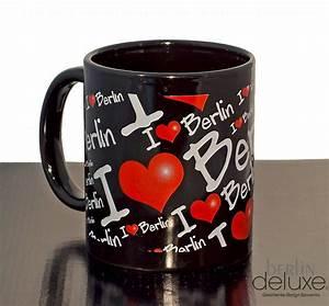 Berlin Souvenirs Online : i love berlin mug black german gifts souvenirs online shop ~ Markanthonyermac.com Haus und Dekorationen