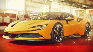 Founded by enzo ferrari in 1929, as scuderia ferrari, the company sponsored drivers and manufactured race cars before moving into production of ferrari road cars are generally seen as a symbol of speed, luxury and wealth. 2020 Ferrari SF90 Stradale White