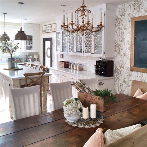 cottage kitchen curtains country decor desainrumahkeren 2644