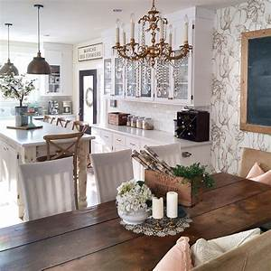 french, country, kitchen, decor