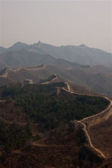 Great Wall Of China One Of The 7 Wonders Of The World