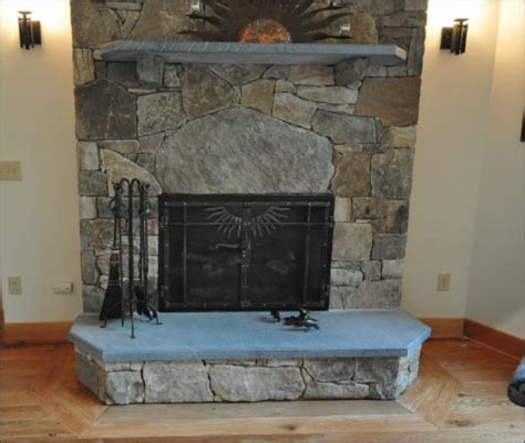 Soapstone Hearth Slab by Slippery Rock Gazette In The Woods