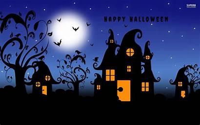 Halloween Desktop Happy Wallpapers Wide