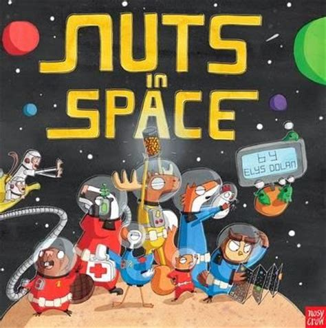 Image result for nuts in space