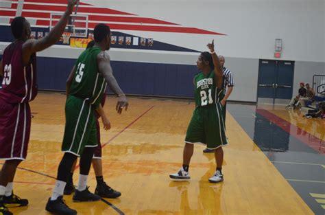 nba guard tj ford hosts basketball tournament