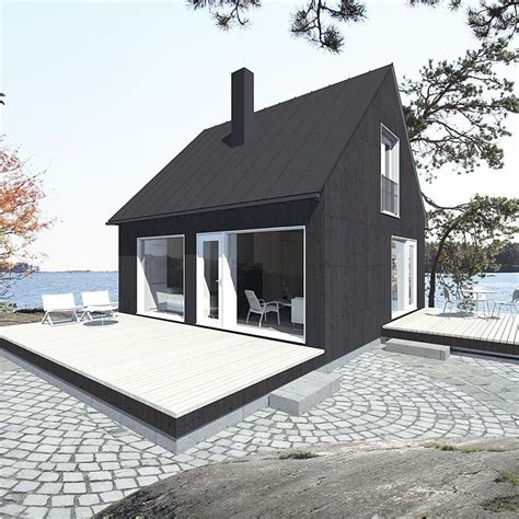 saaristos summer cottage sunhouse kesaemoekki summer